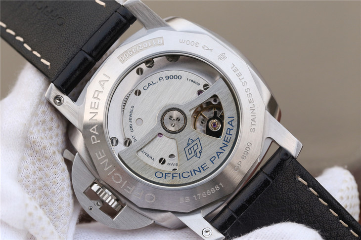 PAM 312 Crystal Back