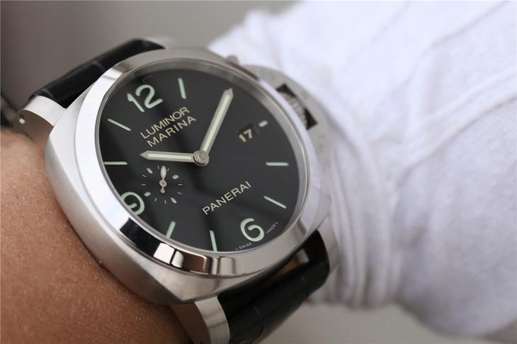PAM 312 on Wrist