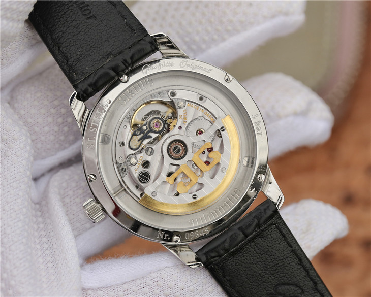 Replica Glashutte Clone 39 Movement