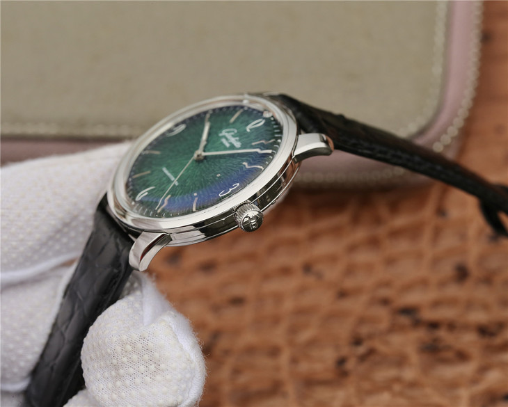 Replica Glashutte Crown