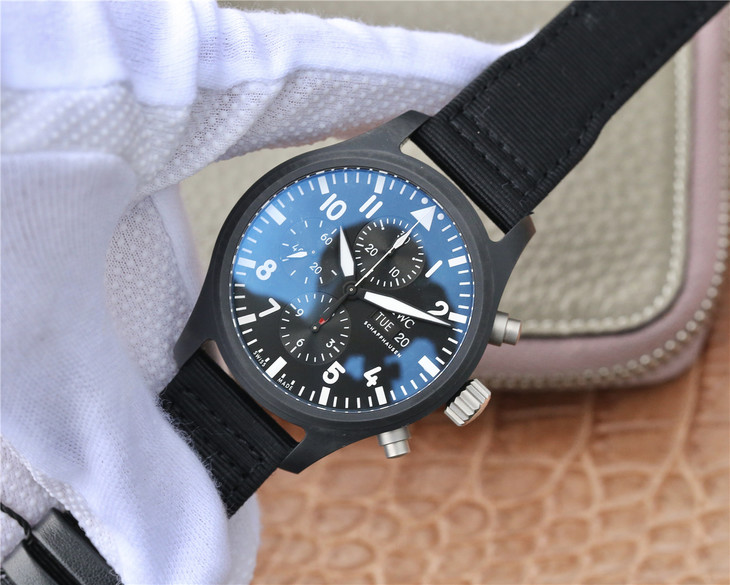 Replica IWC Top Gun IW389101
