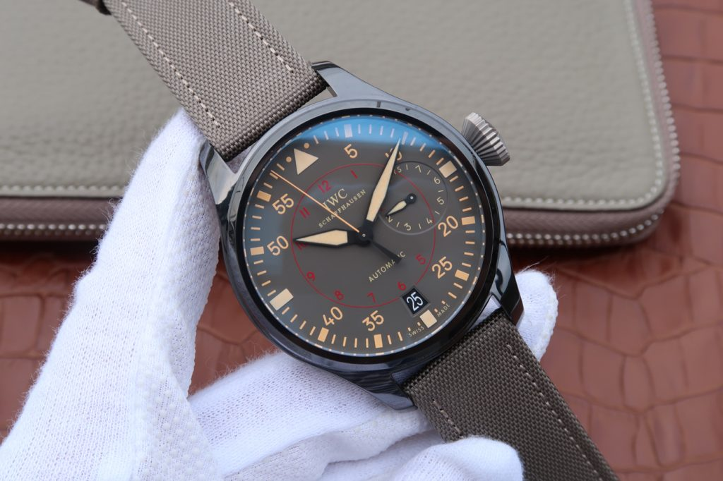 Replica IWC Top Gun Miramar Green