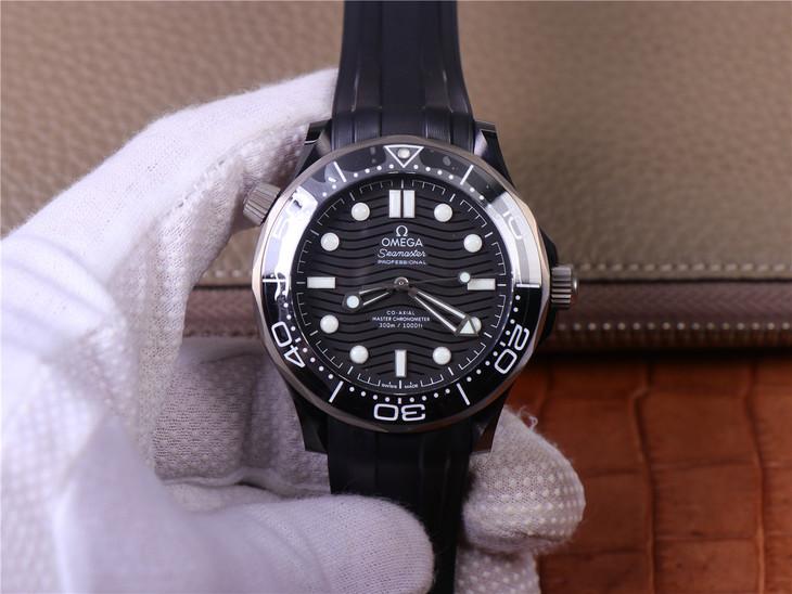 Replica Omega Seamaster Diver 300m Ceramic