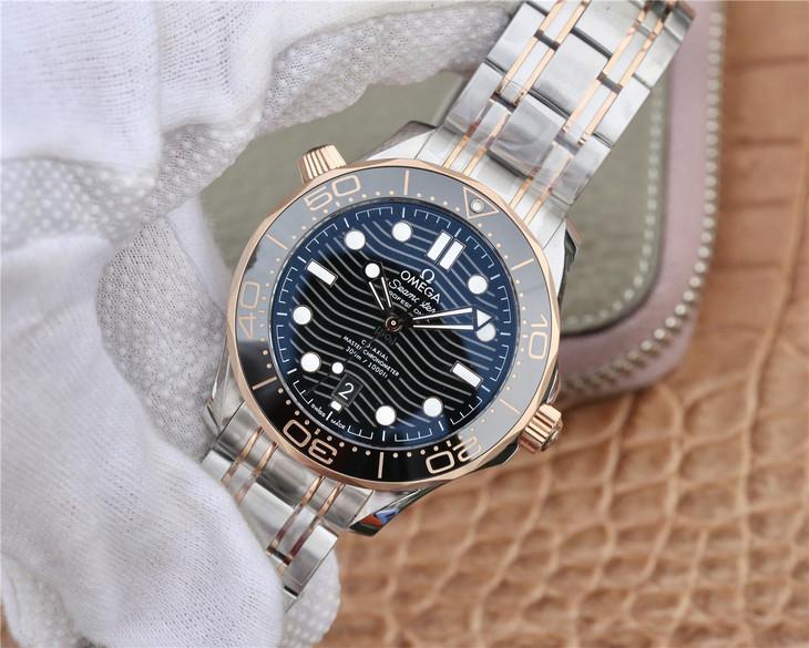Replica Omega Seamaster Diver 300m VS Factory
