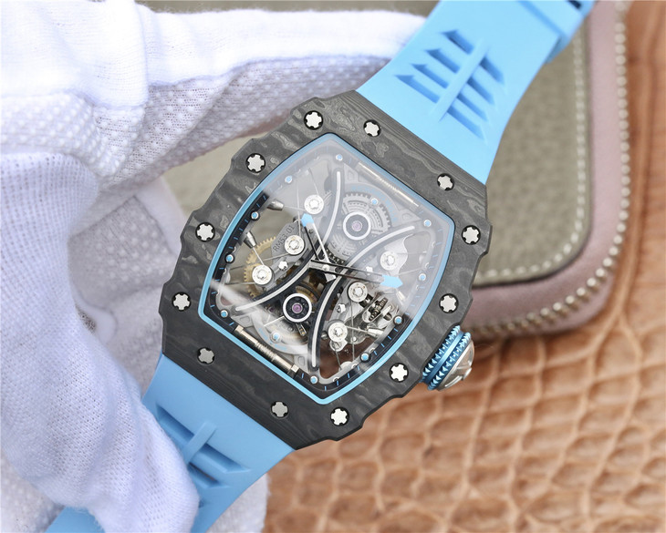 Replica Richard Mille RM53-01 Blue