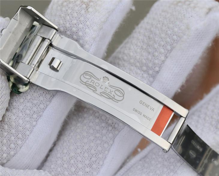 Replica Rolex 114060 Clasp Engravings