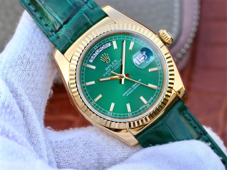Replica Rolex Day-Date 36mm Yellow Gold