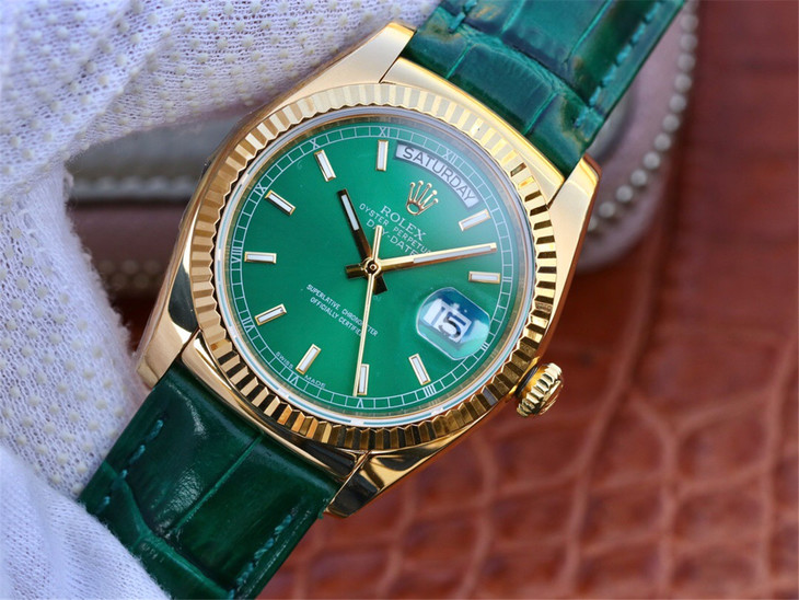 Replica Rolex Day-Date Yellow Gold DD Factory