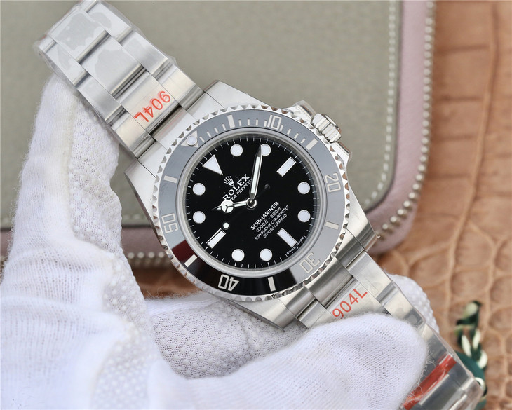 Replica Rolex Submariner 114060 No Date