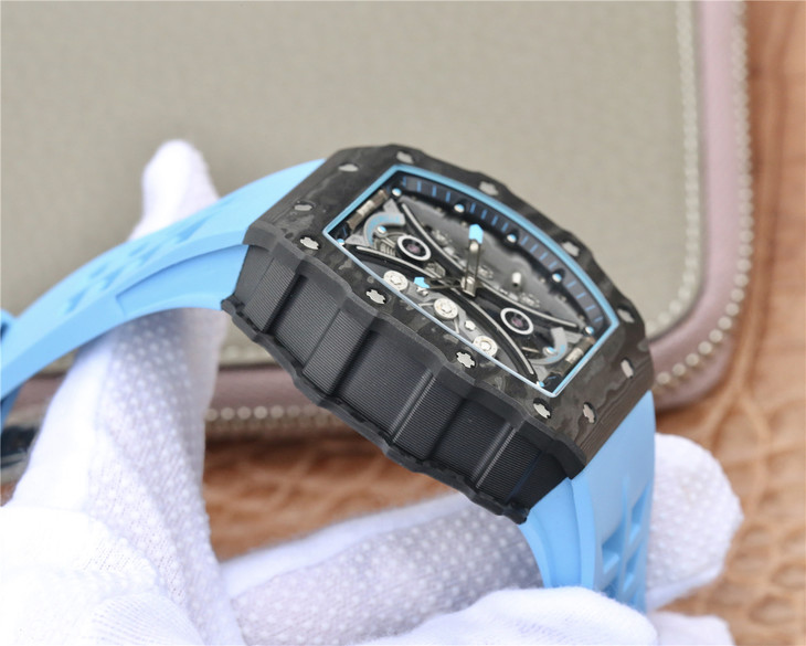 Richard Mille RM53-01 Carbon Case