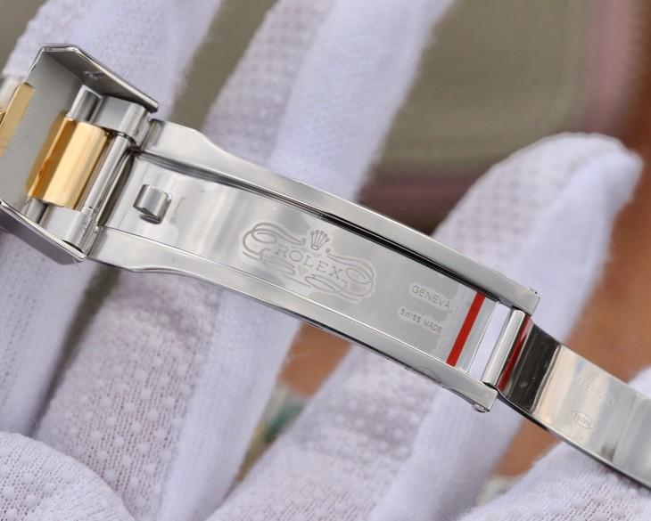 Rolex Daytona Two Tone Clasp