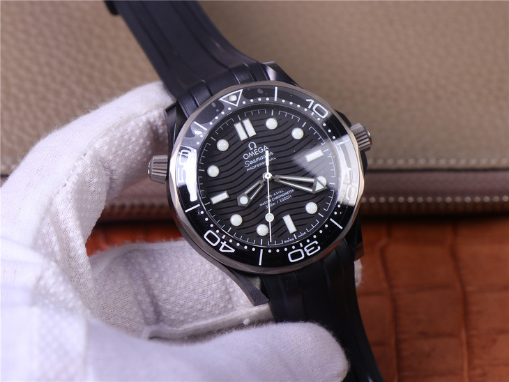VS Factory Replica Omega Seamaster Diver Watch