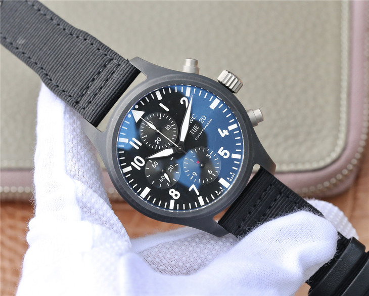 ZF Replica IWC Pilot Top Gun Chrono