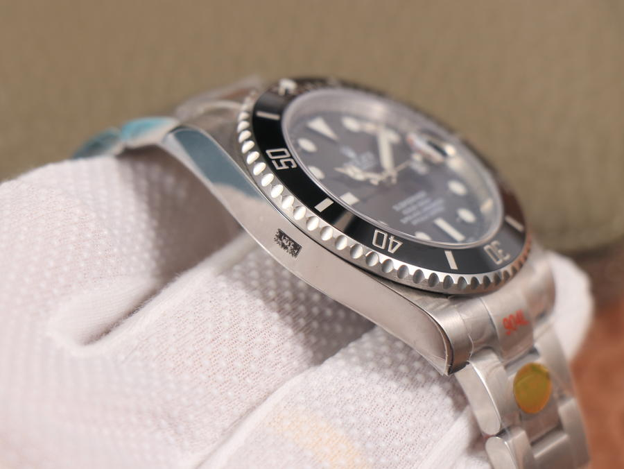 Noob V10 Rolex Submariner 904L Stainless Steel Case