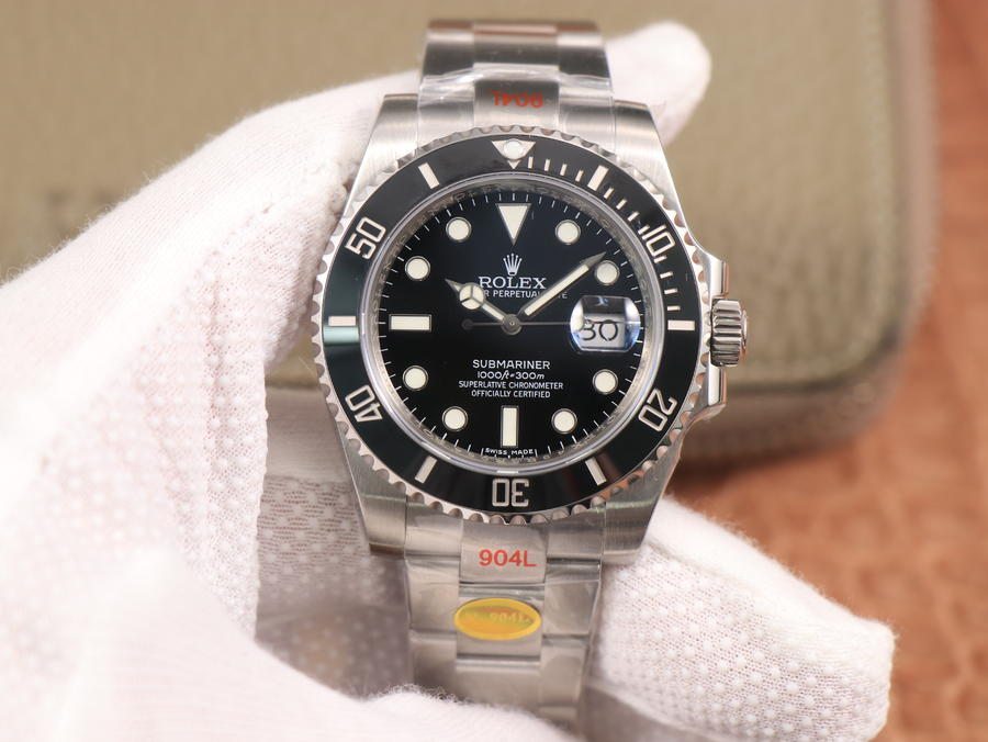 Noob V10 Rolex Submariner Replica