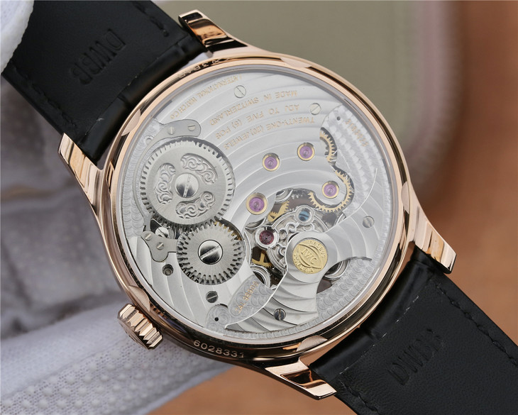 Replica IWC Portuguese Manual Winding Tourbillon Movement