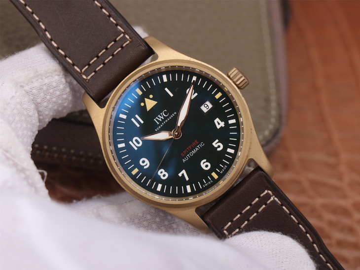 Replica IWC Spitfire Bronze Watch