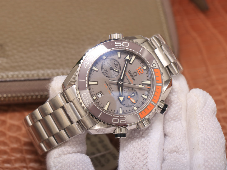 VSF Replica Omega Planet Ocean Chrono