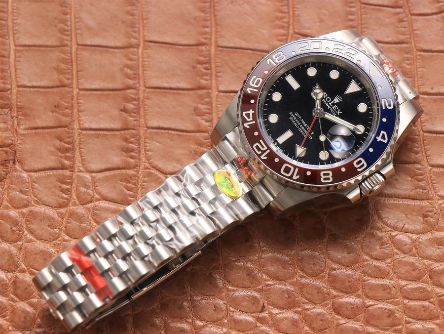 Noob 3285 GMT-Master II 126710