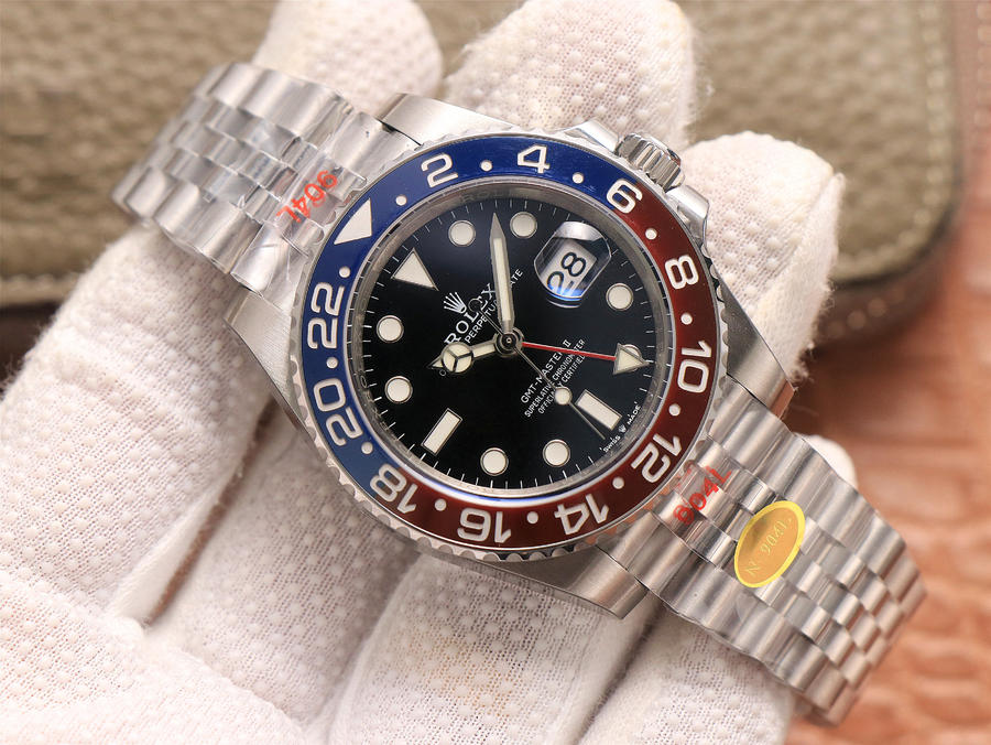 Noob Rolex GMT-Master II 126710