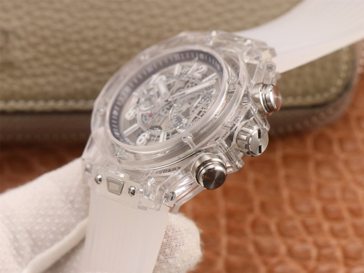 Hublot Plastic Crown
