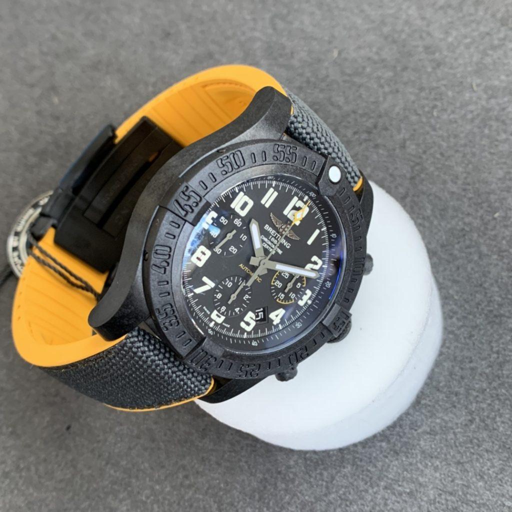 Replica Breitling Avenger Hurricane Breitlight Black