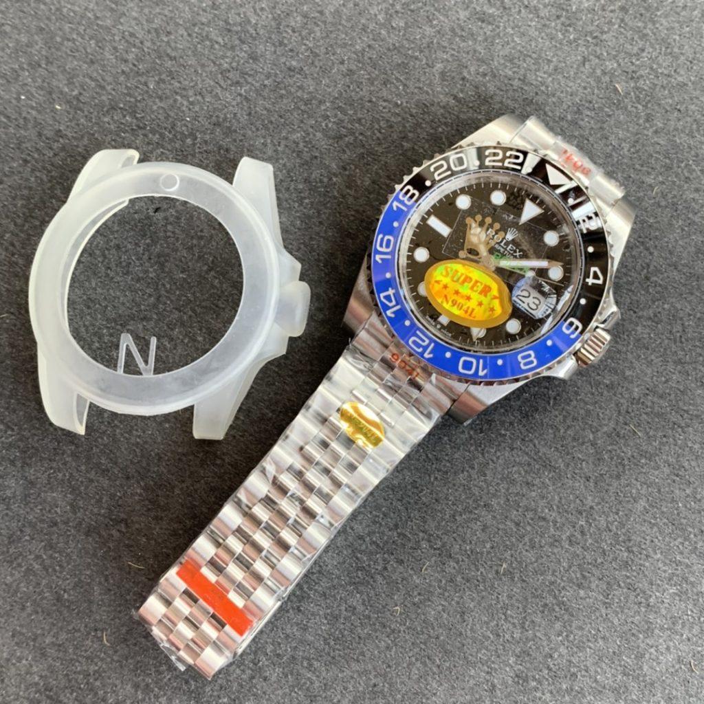 Noob Replica Rolex GMT-Master II Jubilee