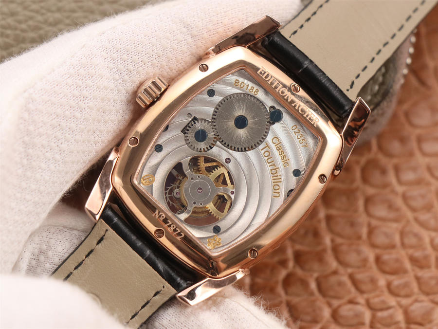 Replica Parmigiani Tourbillon Movement