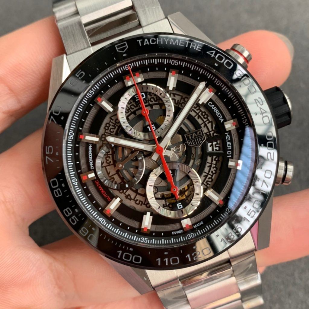 Replica Tag Heuer 01