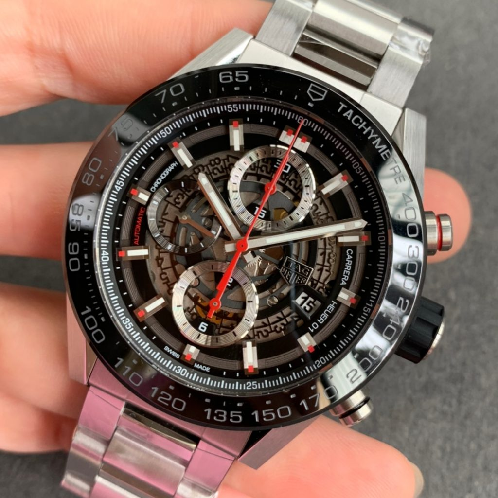 Replica Tag Heuer Carrera Stainless Steel