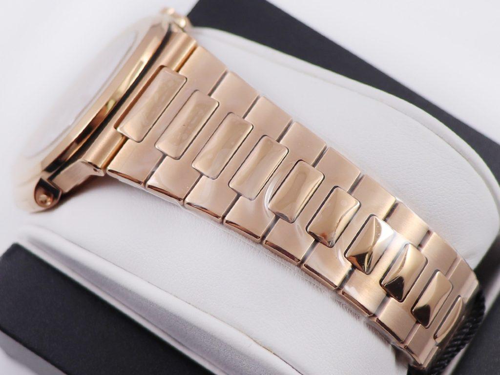 Patek Nautilus 5711 Rose Gold Bracelet