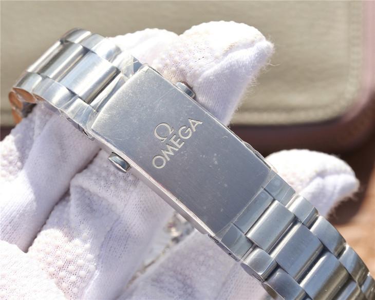 VSF Replica Omega Planet Ocean 600m GMT Bracelet