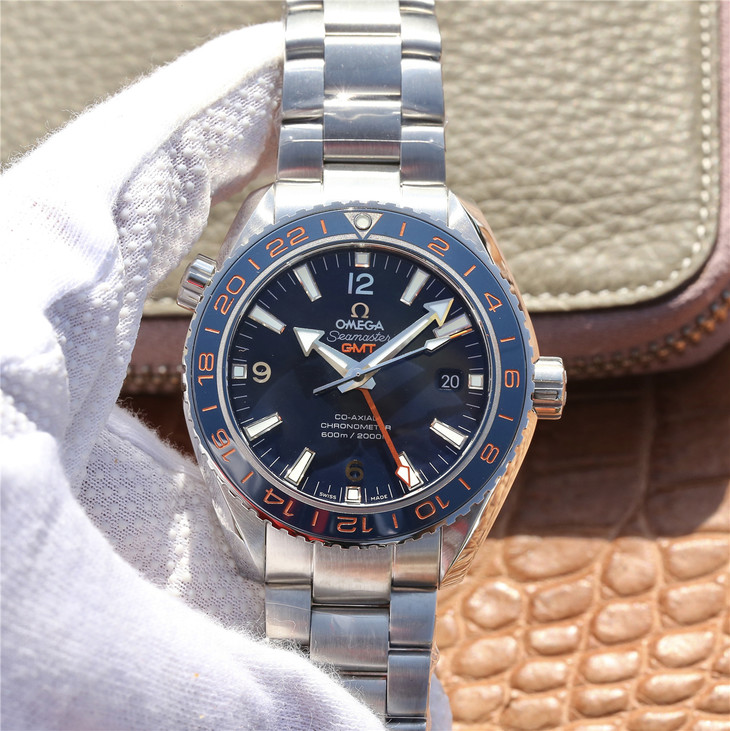 VSF Replica Omega Planet Ocean 600m GMT