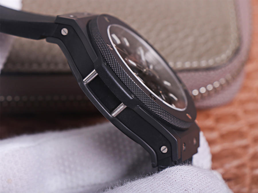 Hublot Black Ceramic Case