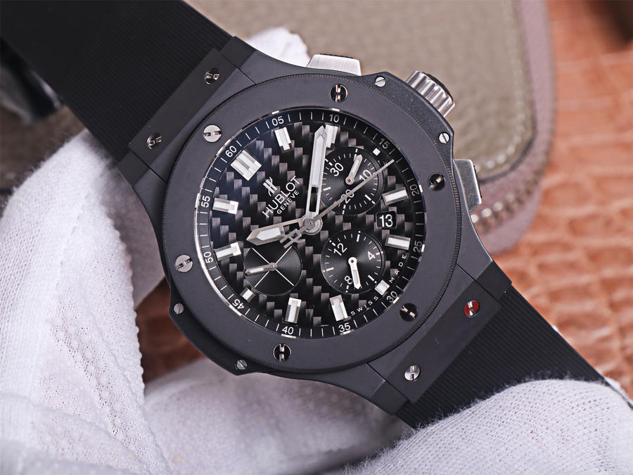 Replica Hublot Big Bang 44mm Black