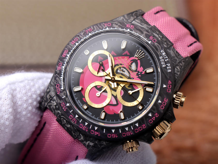 Replica Rolex Daytona Pink