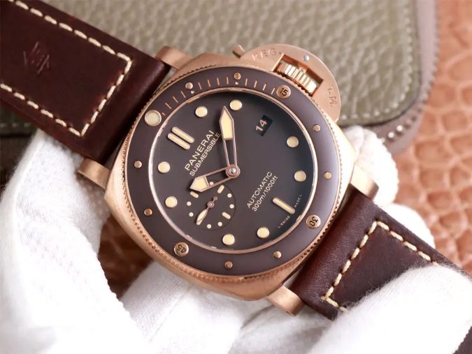 Replica Panerai Submersible Bronzo PAM 968