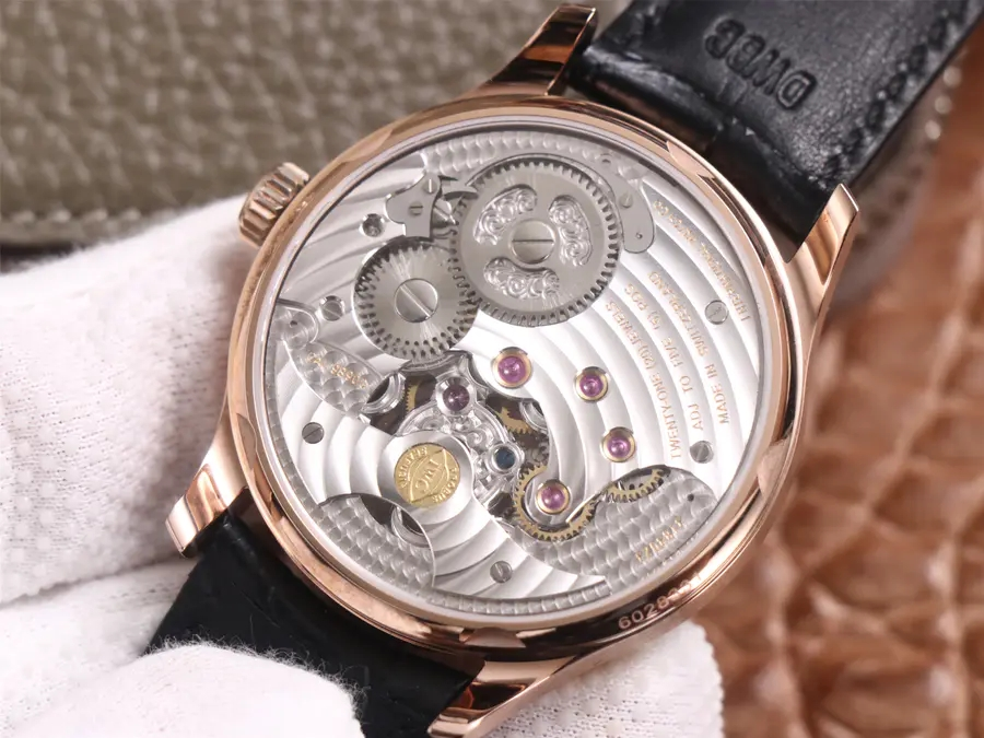 IWC Portuguese Tourbillon Movement
