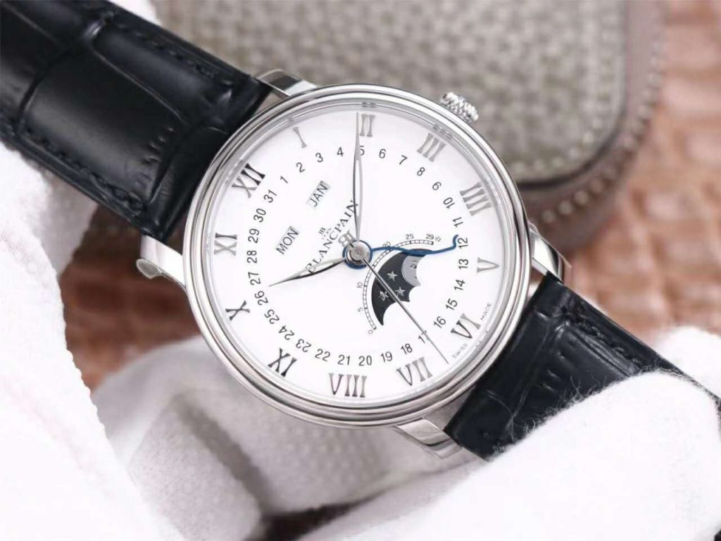 Replica Blancpain Moonphase