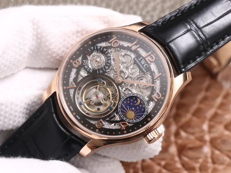 Replica IWC Portuguese Tourbillon Power Reserve