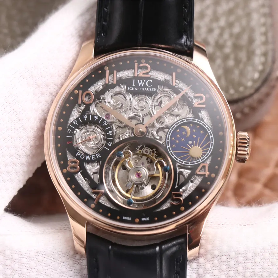 Replica IWC Portuguese Tourbillon