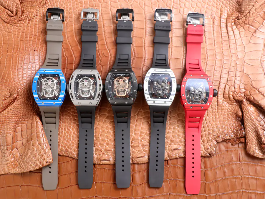 Richard Mille Tourbillon Watch Collection