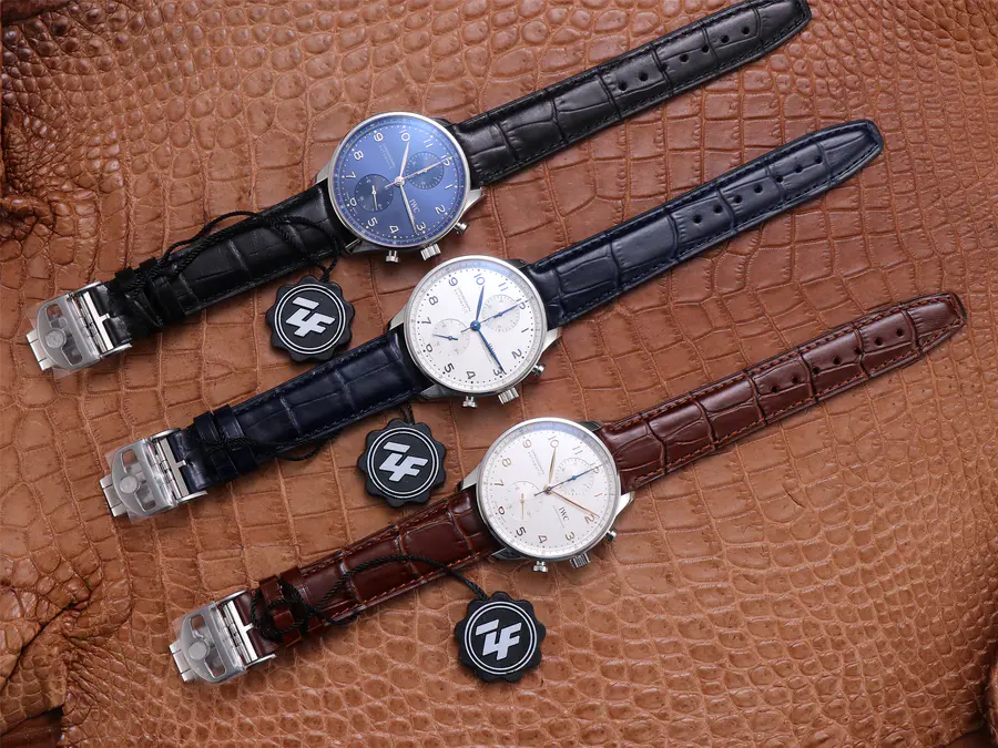 ZF Portuguese Chrono Collection
