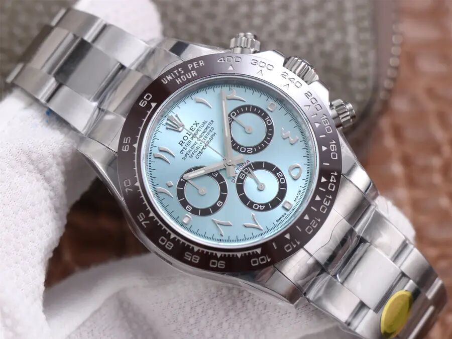 Noob Rolex Daytona Ice Blue Replica