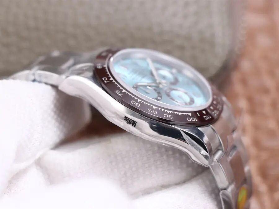 Rolex Daytona Ice Blue Case