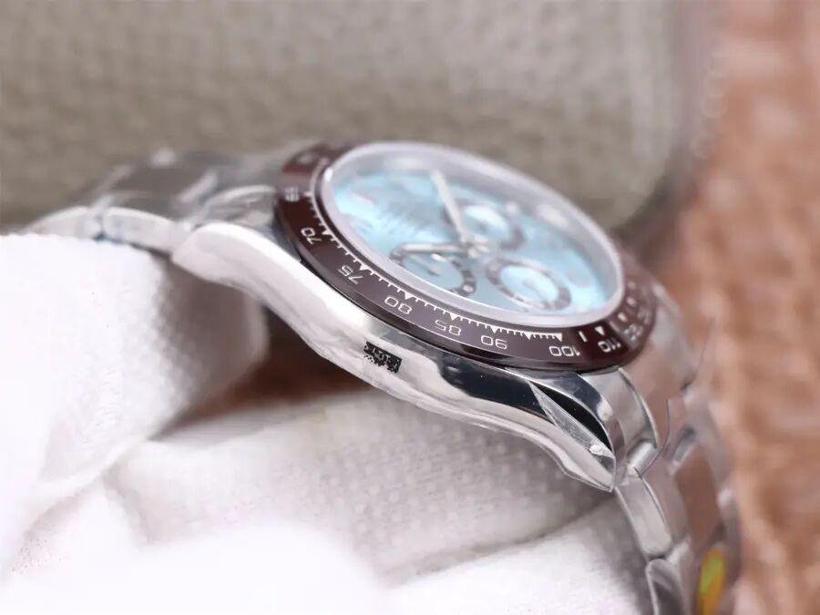 Rolex Daytona Ice Blue Case