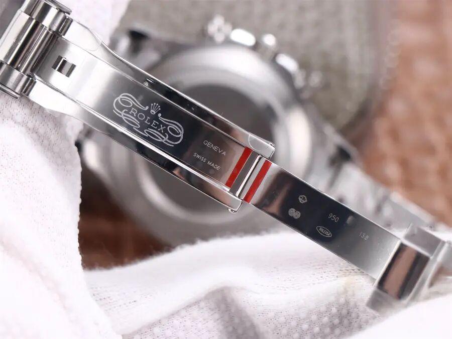 Rolex Daytona Ice Blue Clasp