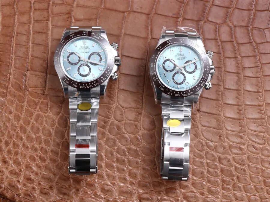 Rolex Daytona Ice Blue Watch Collection