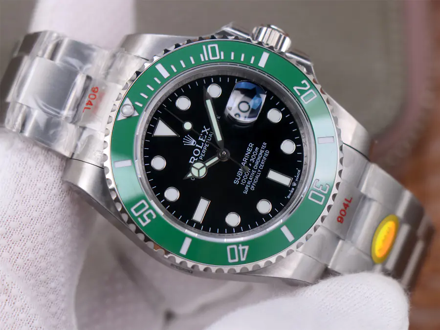 EW Replica Rolex Submariner 41mm