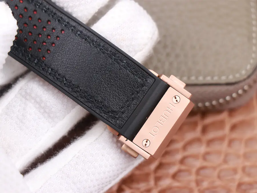 Hublot Big Bang Rose Gold Clasp